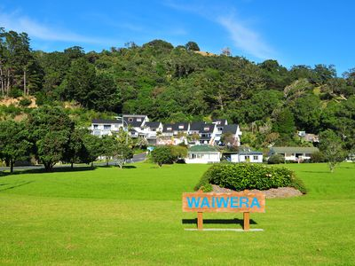 Photo for Relax at Waiwera apartment