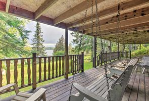 Photo for 4BR Cabin Vacation Rental in Orr, Minnesota