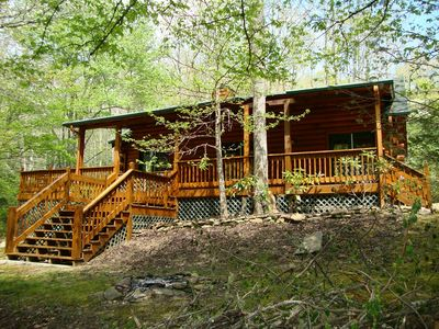 A Mountain Paradise on Collett Creek in Andrews, NC