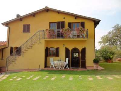 Photo for Holiday apartment Farm Campitello