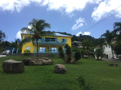 Photo for Casa Calypso - 4 min drive to Grand Anse beach. One of a kind