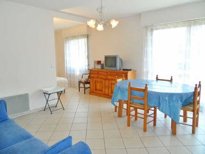 Photo for LE NARVAL - 3 rooms - Capacity 6 people