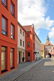 Kuetertor, Stralsund, Germany