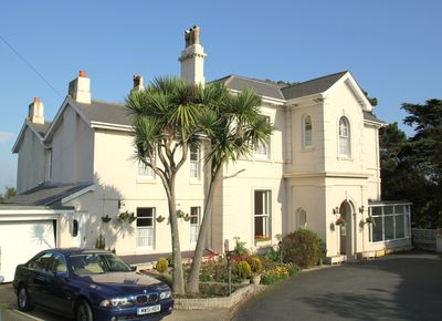 A beautiful well maintained Victorian building in the heart of Torquay