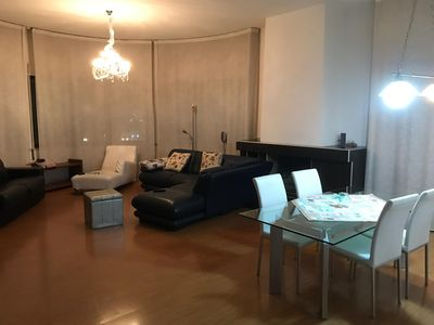 Photo for Large renovated apartment located 4 minutes walk from the city center