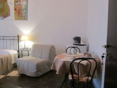 Photo for 1BR Apartment Vacation Rental in Rome, Italy