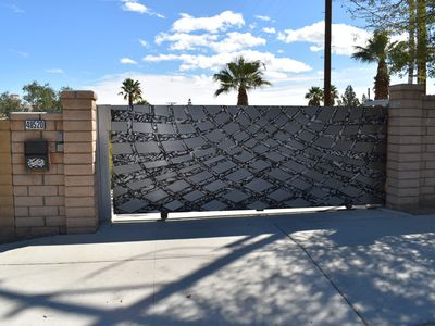 Photo for House & Casita in gated private compound oasis