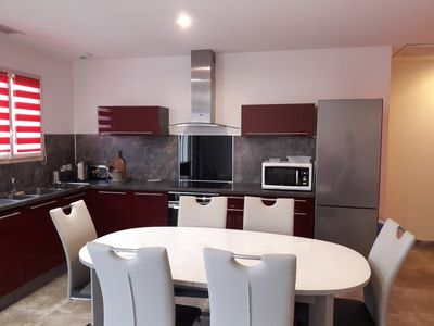 Photo for independent holiday home full foot 10min walk from the center and animations