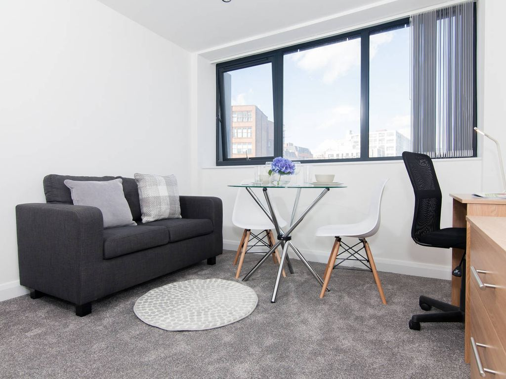 Flat 54 · Fantastic brand new studio in the heart of Manchester - Studio Apartment, Sleeps 2