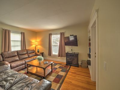 Photo for 3BR Apartment Vacation Rental in Oneonta, New York