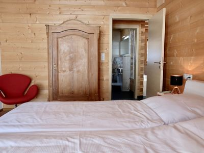 Photo for four: holidays in organic wooden house - in harmony with nature