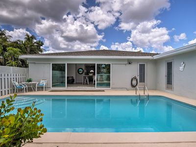 Photo for 1/2 Mile to Beach - Modern Home in Naples w/ Pool!