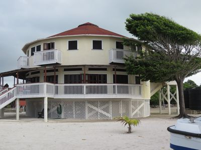 5 Bedroom House On Private Beach With Fabulous Fishing And Diving