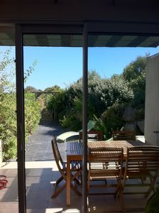 Photo for Rent 2 rooms Sant Ambroggio 100 m from the beach and shops near Calvi