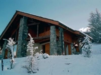 Photo for Winter Summer Chalet 10-12 Persons La Plagne Montchavin
