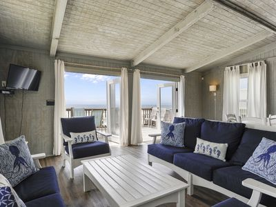 Photo for SeaHouse | Directly ON THE BEACH! Sugar white sands | My Beach Getaways