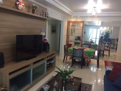 Photo for Apartment near the sea, air conditioned, barbecue