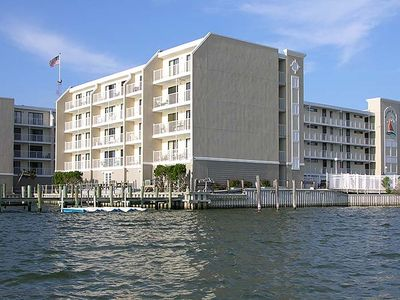 Wight Bay 460-Baywater 47th St, Pool, Elev, W/D, AC