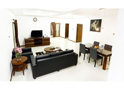 Photo for 4 BR Duplex Villa in the heart of Bandung