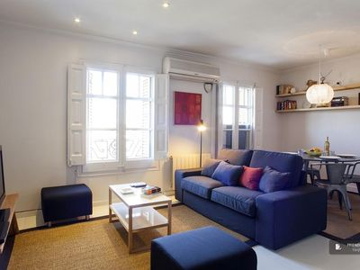 Photo for Friendly Rentals The Borbon II apartment in Barcelona