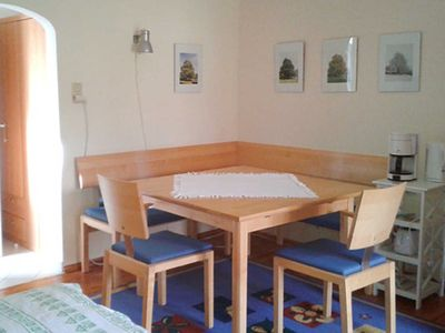 Photo for The blue apartment Apartment 2-3 persons - Vacation Huber