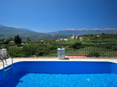 Photo for Villa Levanda Iris with 2 bedrooms, private pool, next to nature