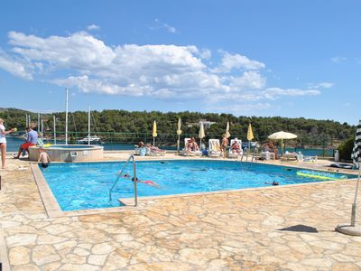 Photo for 2 Great Swimming Pools & Terraces, Just 100m to Beach, Fabulous Balcony Views