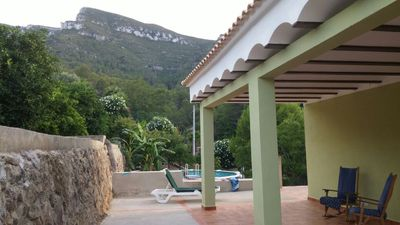Photo for House in the mountain surrounded by orange trees and only 15 min from Cullera