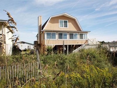 Photo for Beach Barn: 3 Bed/3 Bath with Oceanfront Sundeck