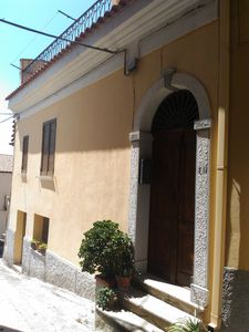 Photo for panoramic detached house situated in the ancient village of Stignano RC