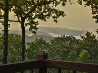 Photo for Coyote Cabin - Stunning Sunset & Mountain Views