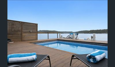 Photo for Wobby Beach House on the Hawkesbury River