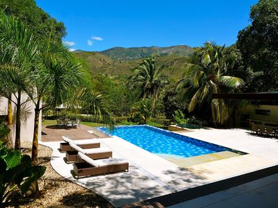 Photo for Spectacular 6 Bedroom Tropical Private Villa - Sleeps 24