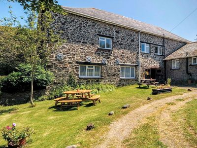 Photo for 4 bedroom accommodation in Welcombe, near Bude