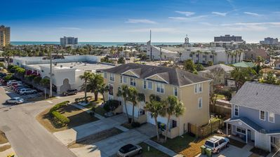 Photo for 4BR Townhome Vacation Rental in Jacksonville Beach, Florida
