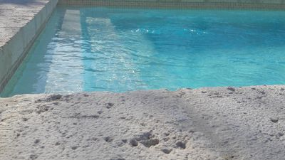 Photo for Quiet house with private pool 10 km from the sea