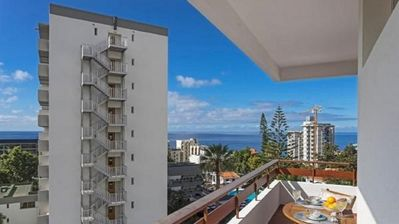 Photo for Tourist area apartment with pool