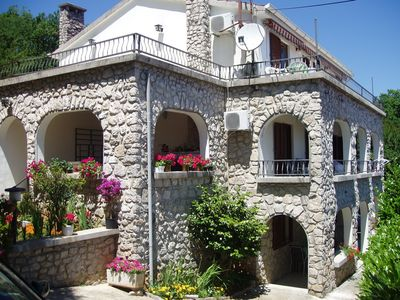 Photo for Apartments Marko, (13360), Lovran, Opatija riviera, Croatia