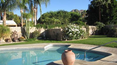 Photo for Desirable Indian Wells Mid-Century Private Home - OWNER READY TO DISCOUNT