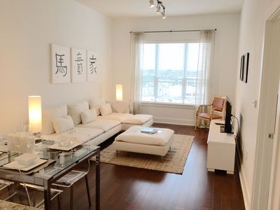 Photo for 1BR Apartment Vacation Rental in Houston, Texas