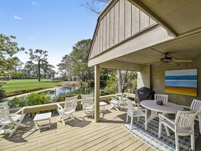 Photo for Harbour Town Home Located on the 17th Fairway