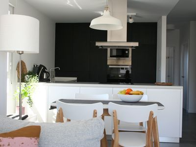 Photo for Sunny apartment with 3 bedrooms and 2 bathrooms on the Costa Blanca