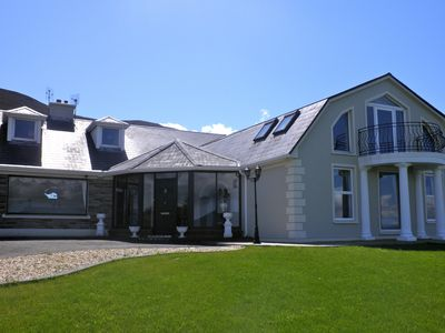 Photo for Country house with stunning views of Dingle Bay