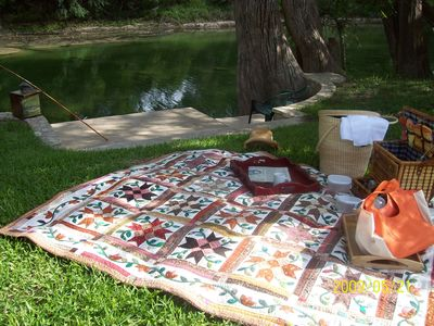 Picnic by the Blanco
