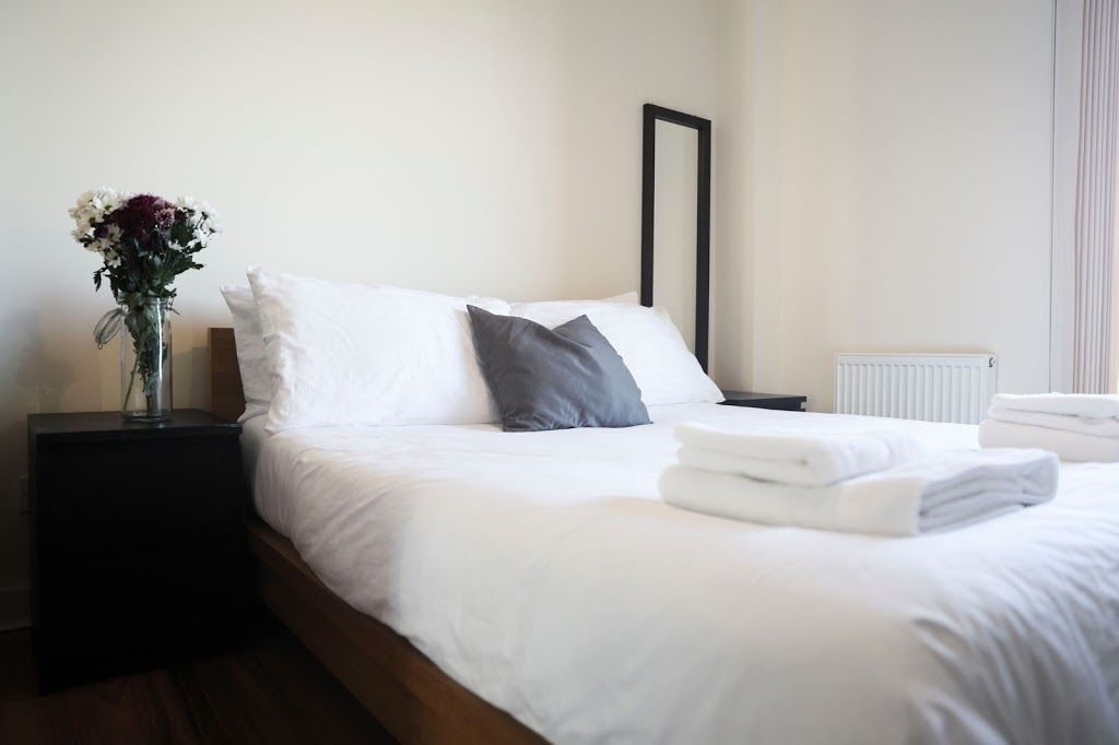 Apartment in Glasgow with Internet (738265)