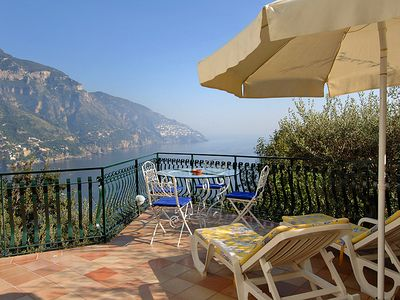Photo for Wonderful 2 bedroom House in Positano (Q1953)
