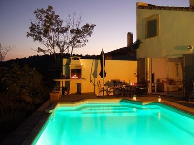 Photo for 2BR Villa Vacation Rental in Durban Corbieres, Occitanie