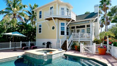 Photo for Coconut Bayou - a gem with heated pool on a fantastic location in Anna Maria