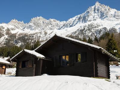 Photo for Chalet du Glacier, Chamonix, France