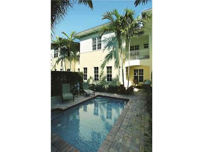 Photo for Beautiful Home In Tropical Setting Just Steps From The Beach And Downtown Delray